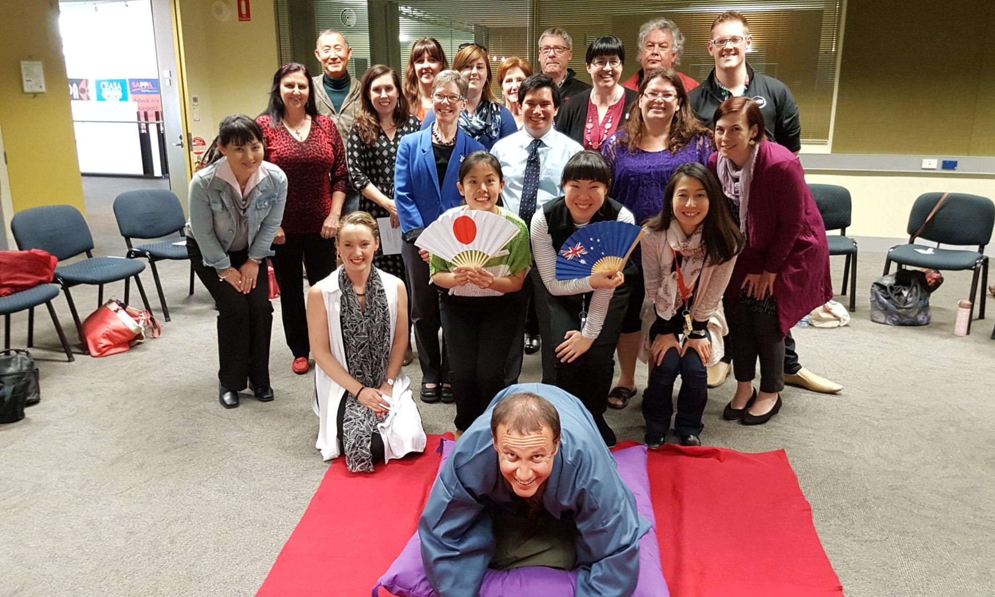 Japanese Language Teachers Association of South Australia